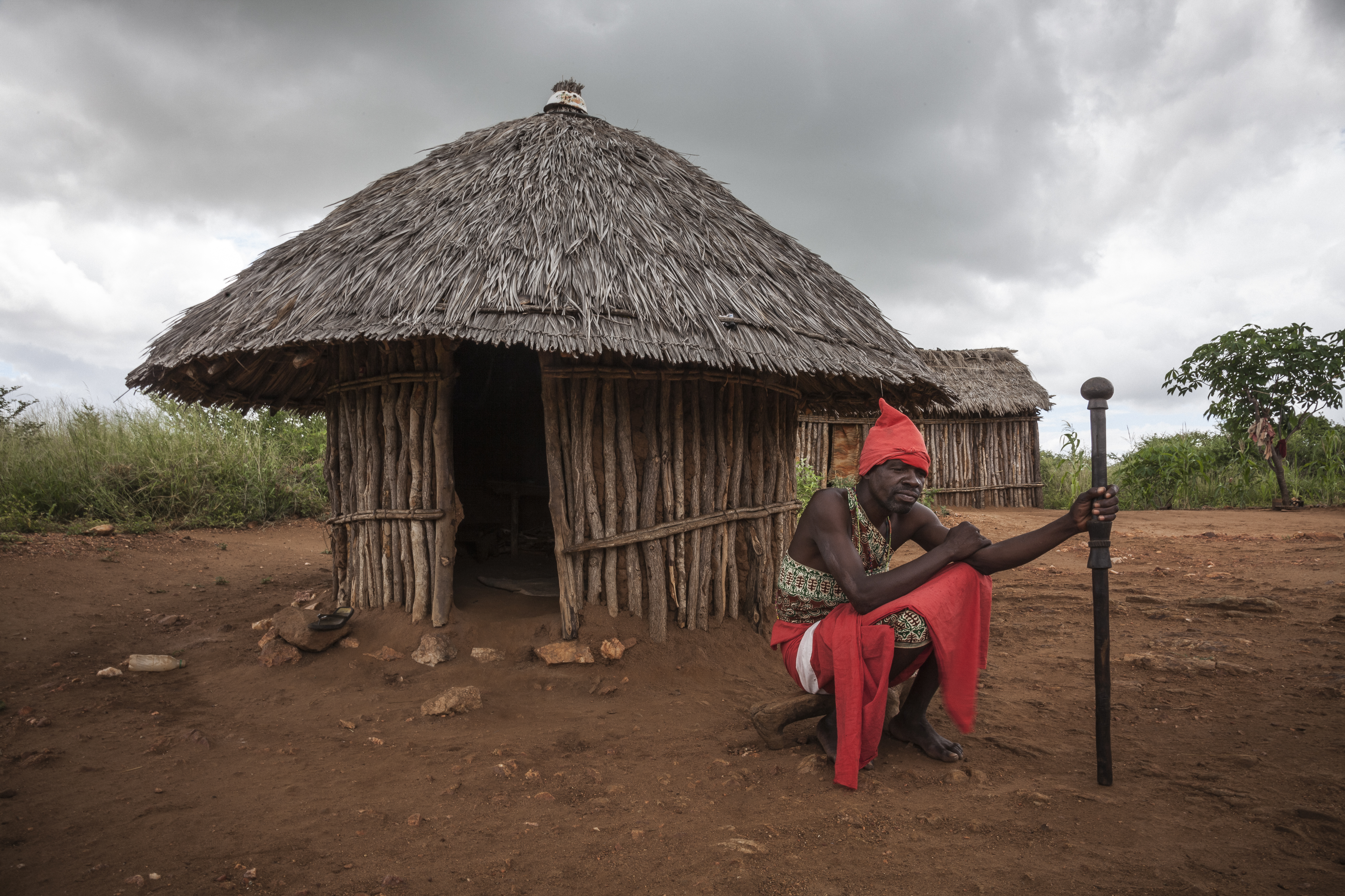 Mozambican Witchdoctors